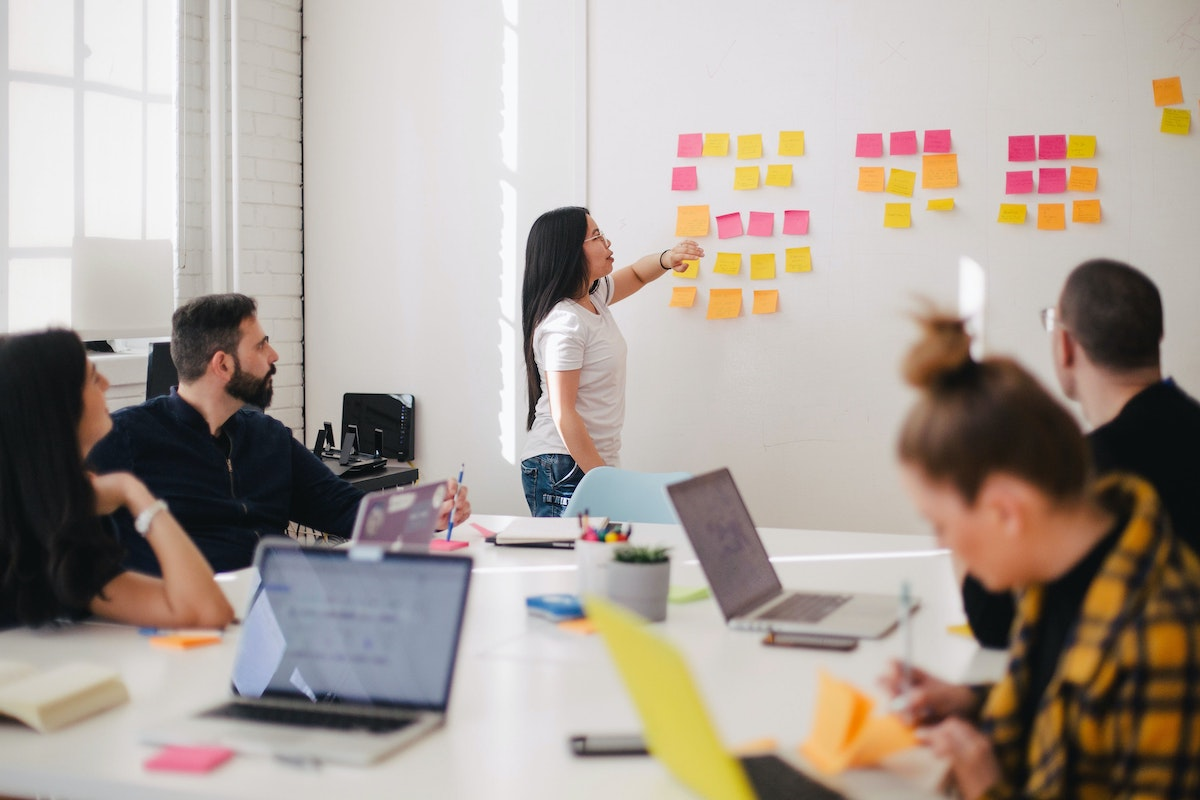 Six things to do if you rely on bigger organisations for work