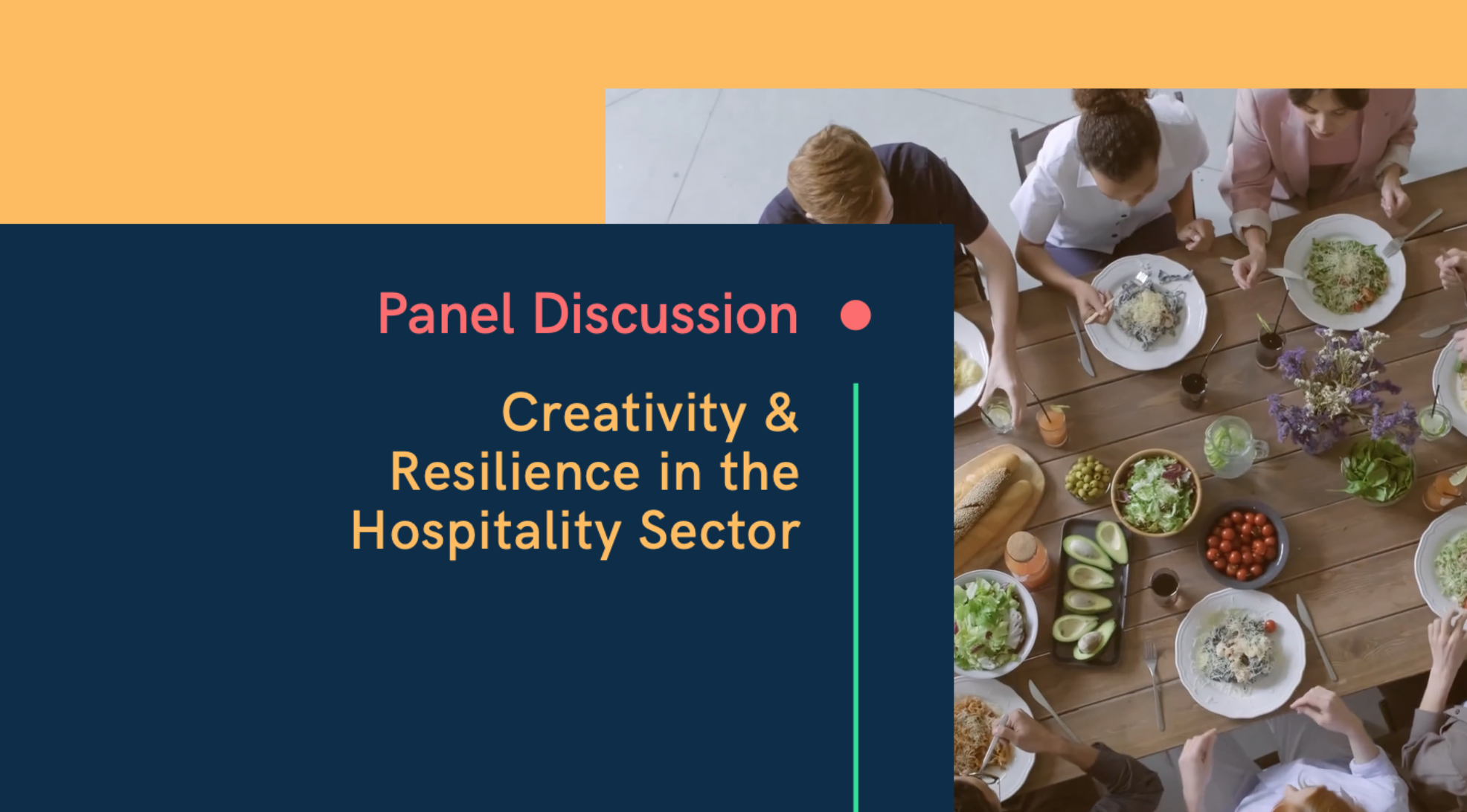 Creativity & resilience in the hospitality sector