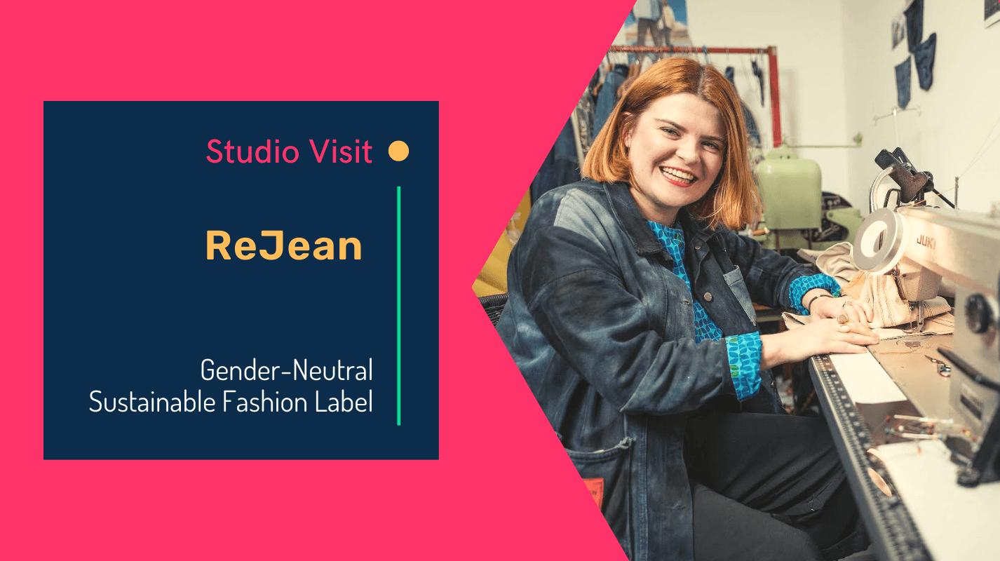 Virtual studio visit with ReJean