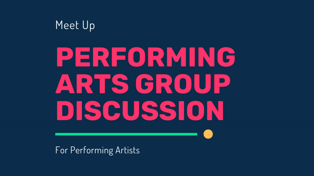 Performing Arts Group Discussion
