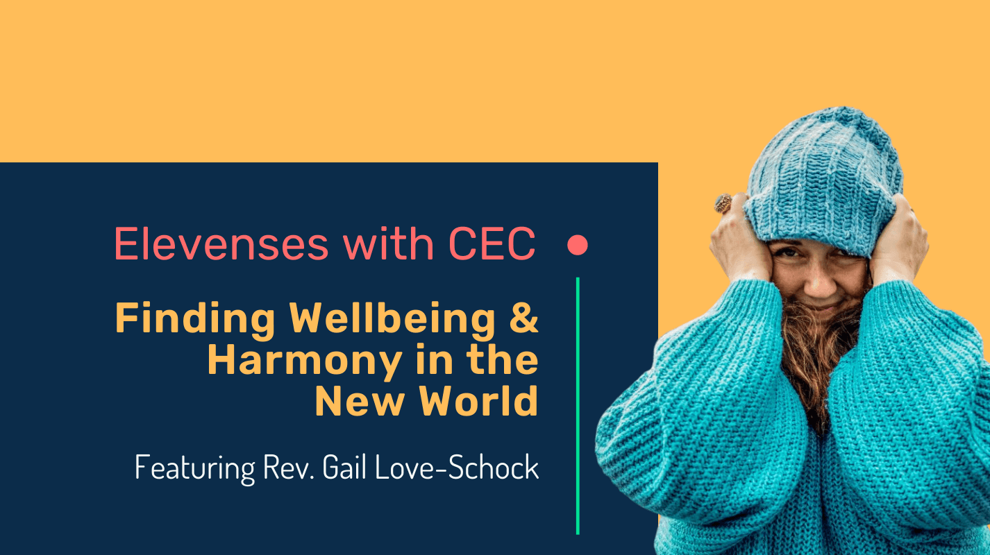 Finding wellbeing & harmony in the new world with Gail Love-Schock