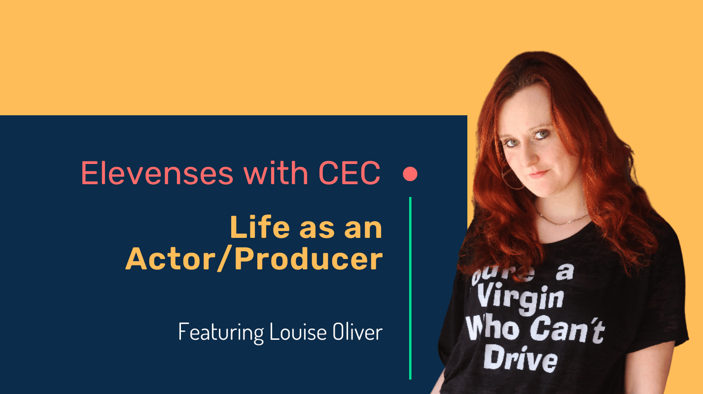 Life as an actor/producer with Louise Oliver
