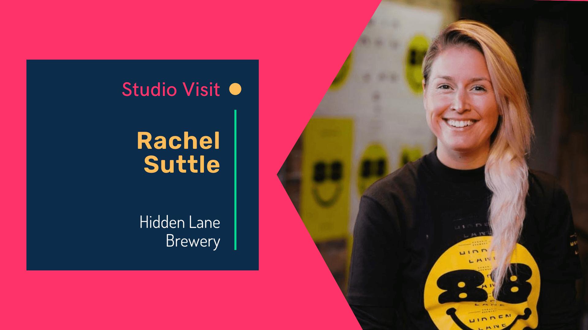 Virtual studio visit with Hidden Lane Brewery